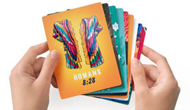 Illustrated Bible Cards